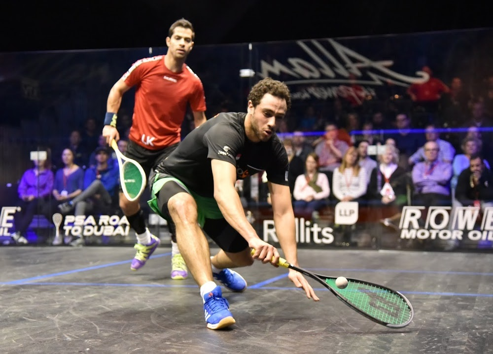 Squash Coaching Blog: The Cross-Court Lob