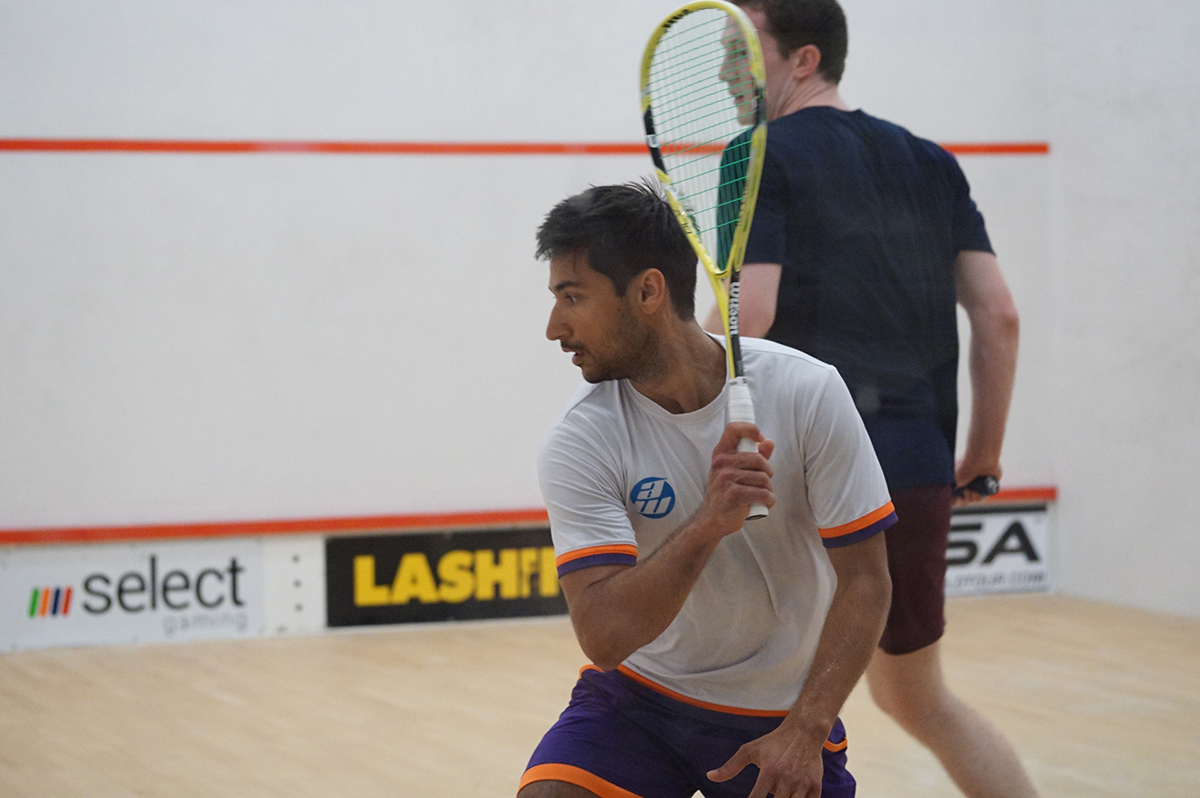 Squash Coaching Blog: The best routines to start a practice session
