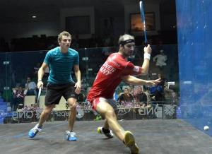 Squash coaching - very steep preparation for ultimate power
