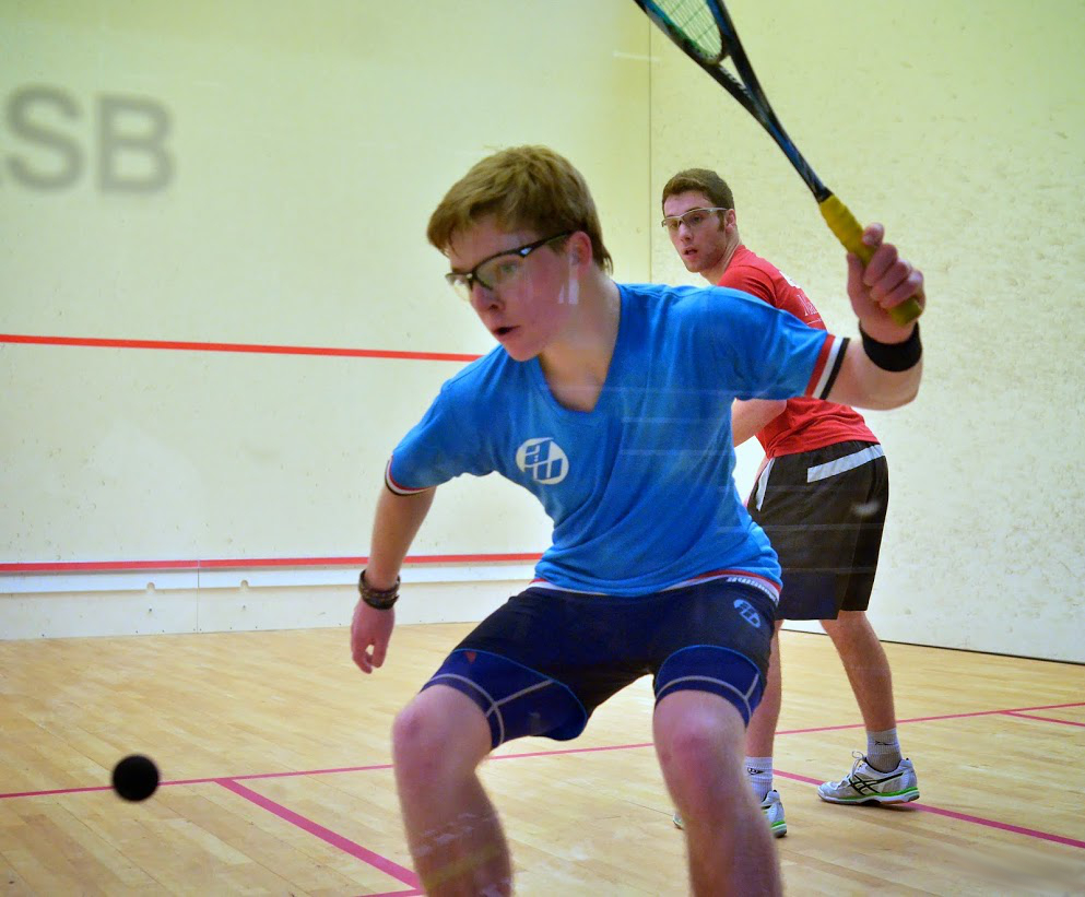 Squash Coaching Blog: Watching the ball