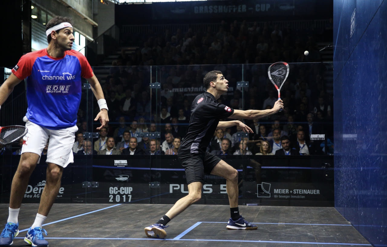 Squash Coaching Blog: How To Anticipate In Squash