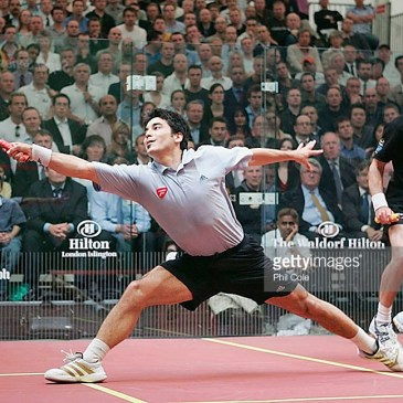 Squash Coaching Blog: The Middle Third