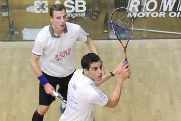 Squash Coaching Blog: Important – Simple shot selection rules from each third of the court