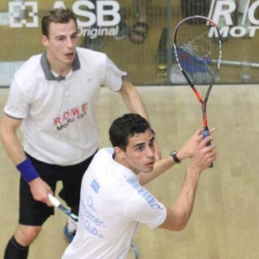 Squash Coaching Blog: Important – Simple shot selection rules.