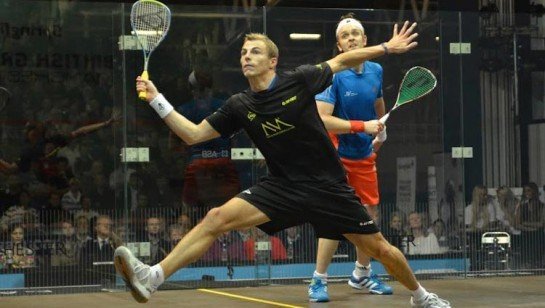 Squash Coaching Blog: Volleying