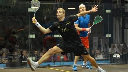 Squash Coaching Blog: Volleying