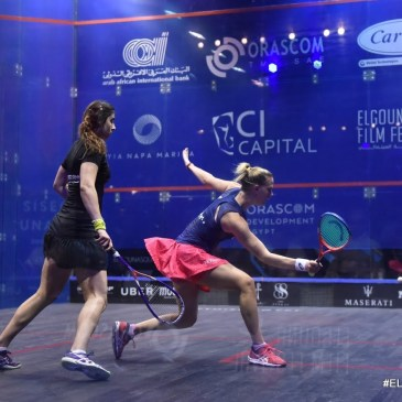 Squash Coaching Blog: Adjusting to 4 different lengths.