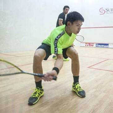 Squash Coaching Blog: Racket back!