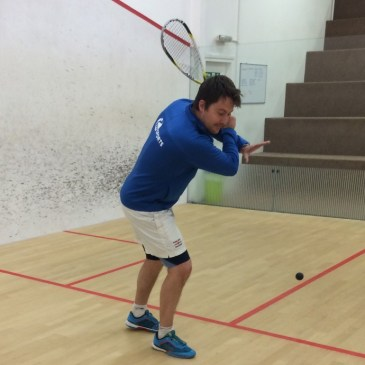 Squash Coaching Blog: The SLICE MYTH!