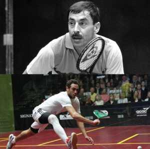 Jonah Barrington and Ramy Ashour - The Generation Game