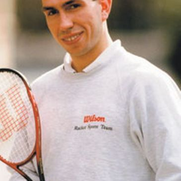 The inspiring diary of squash star John Dale