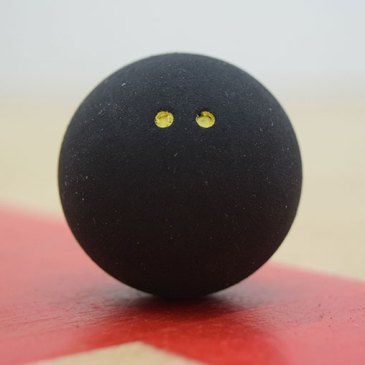 Is the double dot ball killing squash?