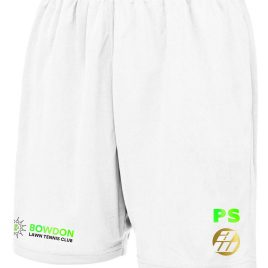 Bowdon Tennis Coach Shorts