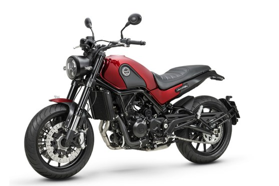 2019 Benelli has launched the Leoncino 500 at Rs 4.79 lakh 1