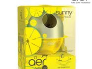 godrej aer twist car air freshener sunny citrus blast