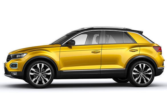 Volkswagen T-Roc launched in India @ Rs 19.99 lakh 1