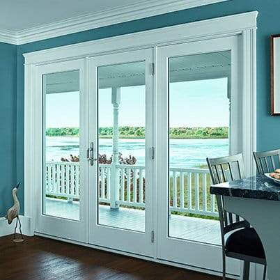 Andersen Interior French Doors With Transom