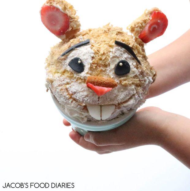 Jacob's Food Diaries