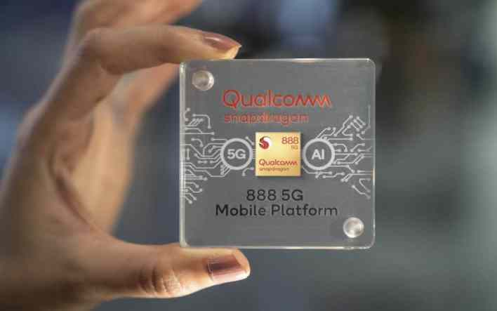 qualcomm snapdragon officiel