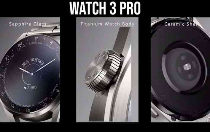 ساعت هوآوی طرفدار