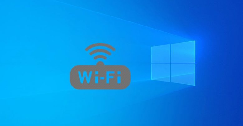 Wifi Windows10