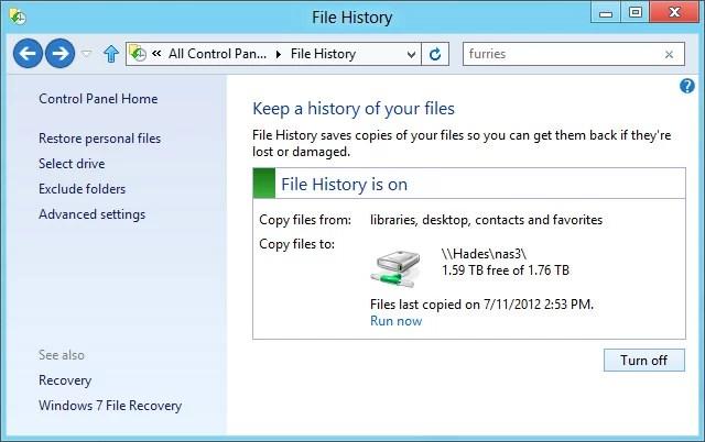 الطرق الممكنة لعمل نسخ احتياطي للملفات من جهاز الكمبيوتر الخاص بك 3