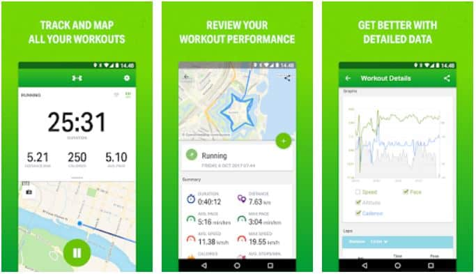 Endomondo Running Walking Apps on Google Play