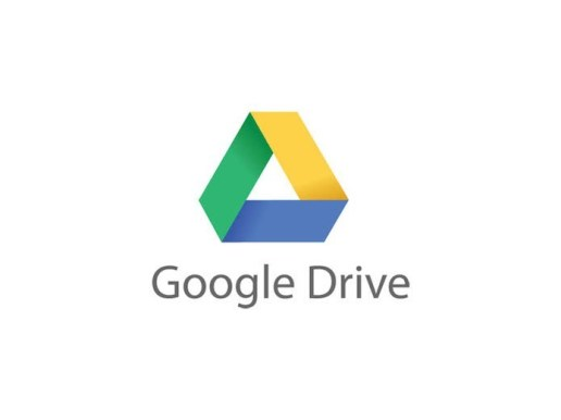 transfert data google drive