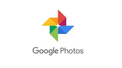 transfert data google photos