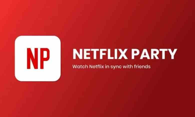 netflix party social