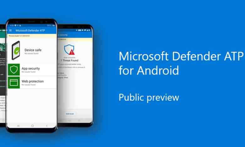windows defender atp android