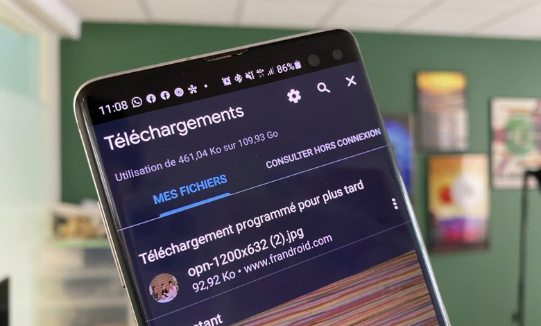 programmer telechargement sur chrome android scaled