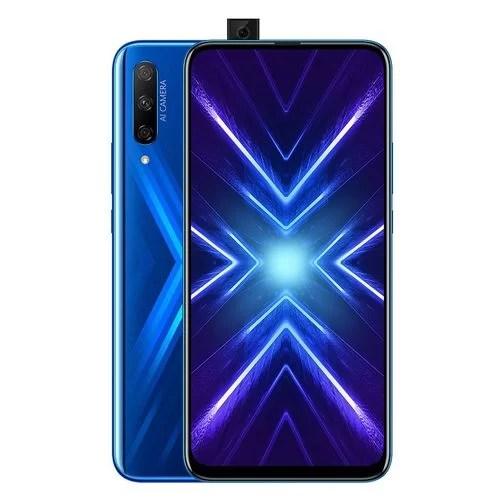 9X - 6.59-inch 128GB/6GB Mobile Phone - Sapphire Blue