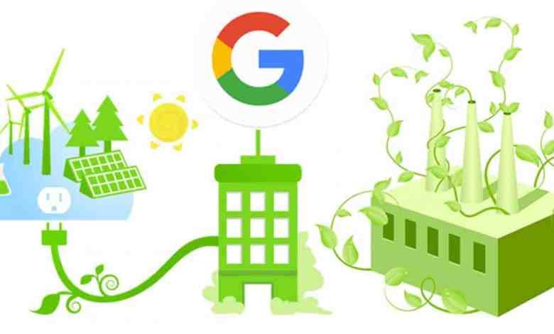 google ecologie x