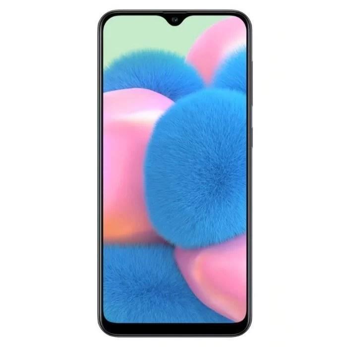 Samsung Galaxy A30s Noir Libre Smartphone