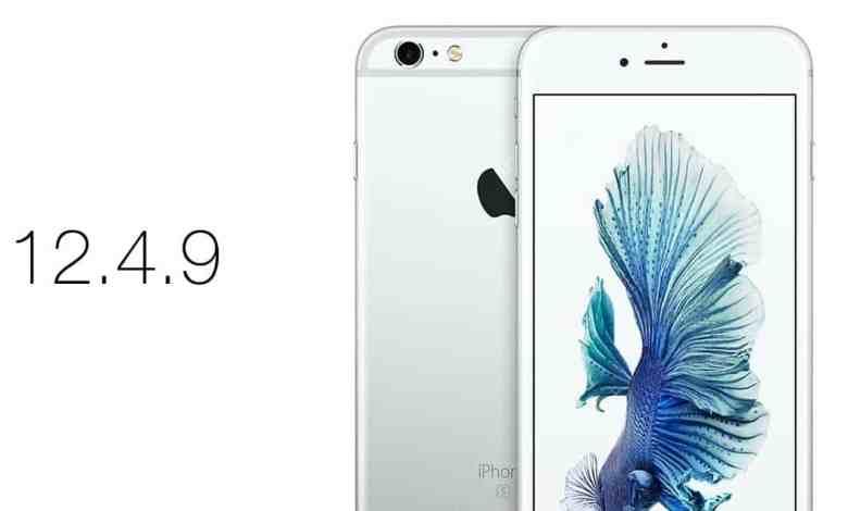 iOS released