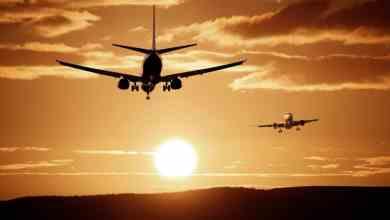إختبار خوارزميات لتقليل استهلاك وقود الطائرات