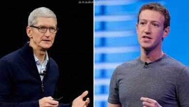 Facebook contre Apple