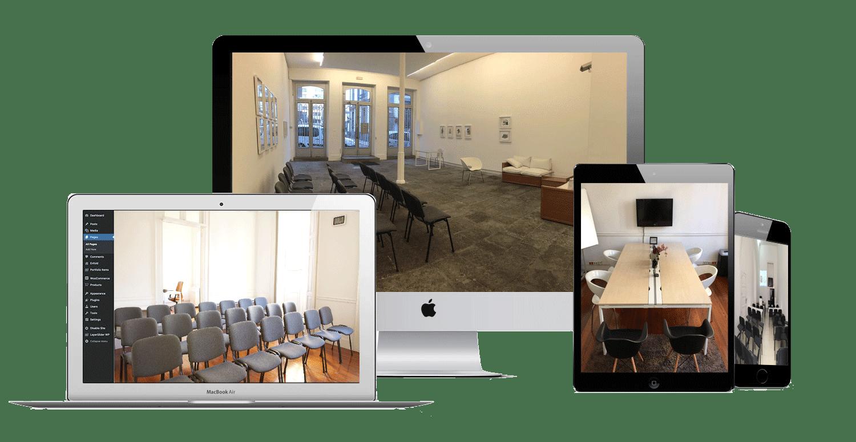 Salas de reuniones / Aulas de formacion Las Palmas