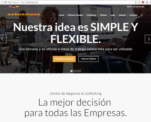 Web AX Business