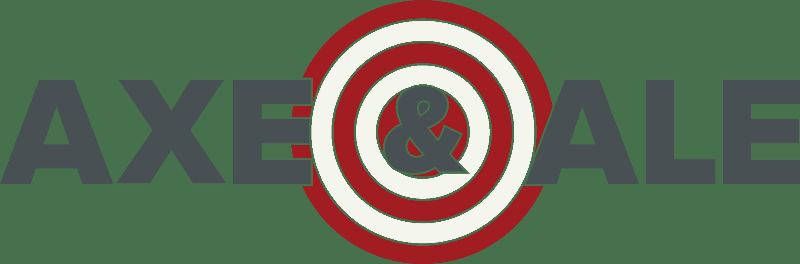 Axe and Ale Logo - Topeka, Kanasas