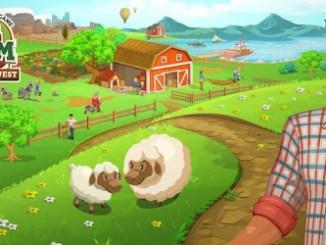 Big farm mobile harvest mod apk hack