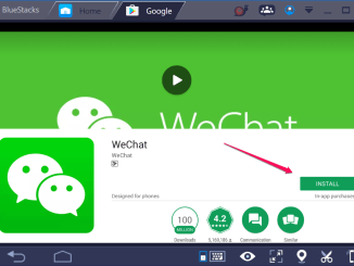 WeChat or PC