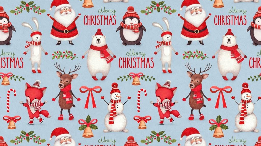4K Christmas 2017 Wallpapers