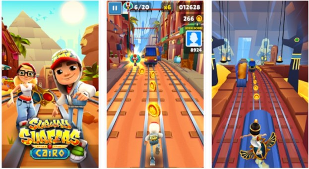 Subway Surfers 1.81.0 Cairo Hack