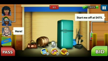 bid wars storage auction gameplay