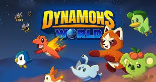 Dynamons World Mod Apk
