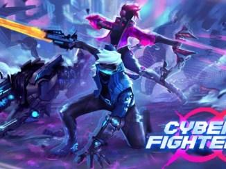 Cyber Fighters Mod Apk
