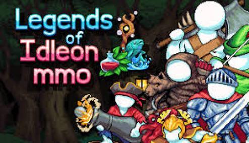 IdleOn! - Idle Game MMO Mod Apk