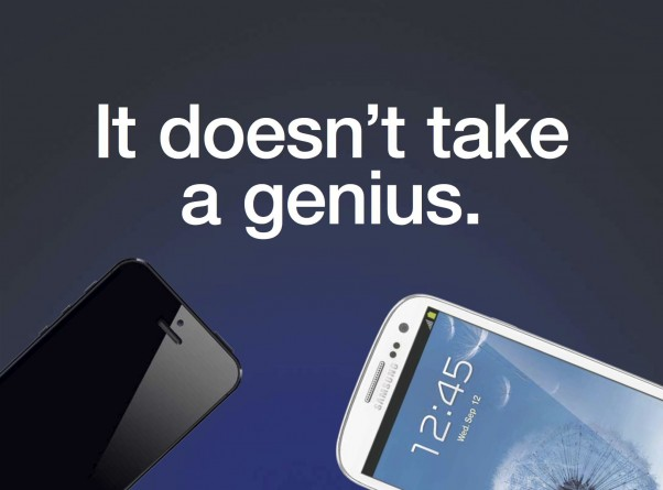 Galaxy S3 and iPhone 5 HTML test